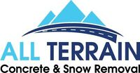 SNOW CLEARING SERVICES RESIDENTIAL & COMMERCIAL