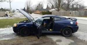 2003 tiburon car parts