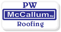 Roofer, Roofing Contractor, Roof repairs. PW McCallum Roofing