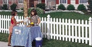 DERKSON PICKET FENCE SYSTEMS FALL PRICING $$