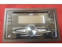 JVC KW-R520 DOUBLE DIN (sell or swap)