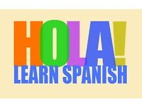 LEARN SPANISH! Try a Free Lesson online/ Classes or Grinds from £10.00