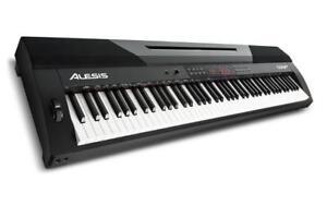 Alesis Coda Pro 88-Key Digital Piano with Hammer-Action Keys Keyboard