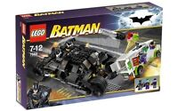 Wow! Original Lego 7888 Batman: The Tumbler Joker's Surprise