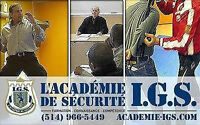 SECURITY GUARD TRAINING - ARE YOU OUT OF WORK? $33,000+ YR