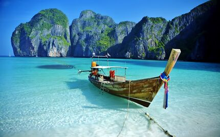 2 return tickets to Phuket from Sydney 16-28 Oct '17 (price neg)