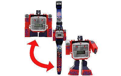 Optimus als Armbanduhr