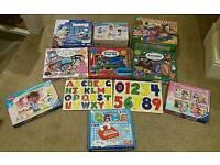 Puzzles & Games Bundle - 11 ITEMS