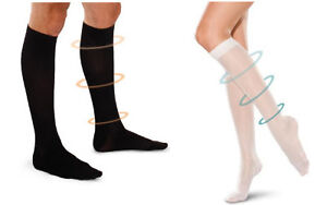 BRAND NEW * *8 Pairs of SMALL Compression Stockings 20-30 mmHg
