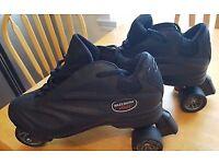 SKETCHERS 3 WHEELED PRO ROLLER SKATES