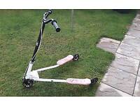 3 wheel Trike with brakes great condition