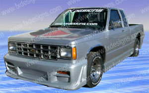 1982-92 Chevy/GMC S10/S15 Body kit From FX Designs NEW!