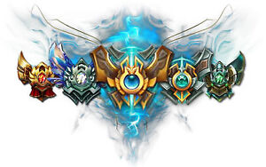League of Legends Elo Boosting Service for Bronze, Silver, Gold
