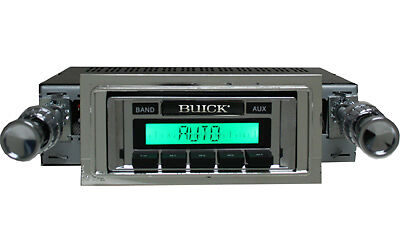 1963, 1964, 1965 Buick Riviera Radio, USA-630 Custom Autosound