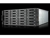 QNAP TS-EC2480U-RP 24-Bay Unified Storage NAS