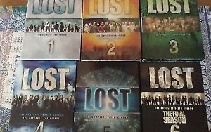 "Looking For ""Lost"" Complete TV Series on DVD"