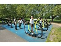 Get fit for free at your local outdoor gym Beaumont park.