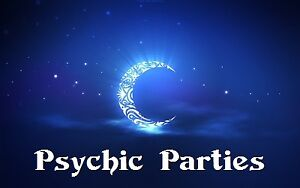 Holiday & New Year Psychic Parties
