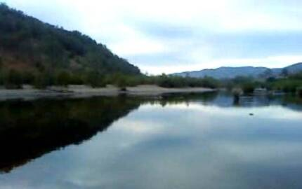 310ac riverfront and mountain. Great views, boating & fishing **