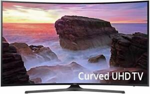 "LED 55"" UHD 4K Curvé Smart Samsung ( UN55MU6500 )"