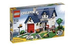 LEGO Apple Tree House 5891