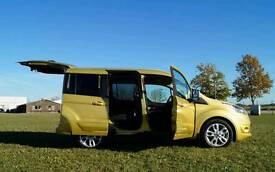 Grand Tourneo Titanium, 7 seaters.