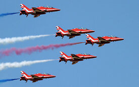 *Scottish Airshow* Caravan Craig Tara Ayr. Fantastic Sea Views