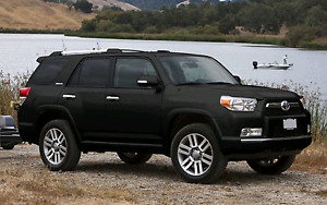 """Toyota 4runner Limited 20"""" wheels and tires.  TPMS included."""