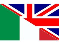 Italian to English translation required.