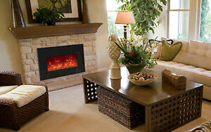 ELECTRIC FIREPLACE INSERTS, INSTALLATION and SALES