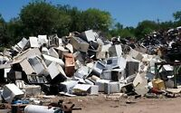 Free appliance and scrap metal pickup call or text