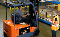 Forklift Safety Training By CN Lift Safety | Grab It