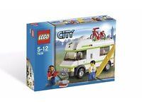 LEGO city 7639 Camper set
