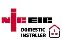 NIC EIC Domestic Electrician All London areas