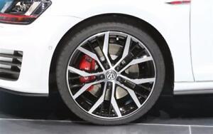 18 Inch 4 New Wheels  $750 Tax in ( Rim Tire Package $1195 Taxes In )@Zracing 905 673 2828 VW GTi Replica Golf R Replica