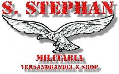 Siegmund Stephan Militaria