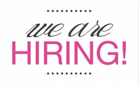 MAKEUP ARTISTS, NAIL TECHNICIANS, BEAUTY THERAPISTS WANTED