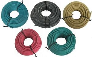 Fusible Link Wire 5 lengths 30cm Blue Black Yellow Red Green Auto Car Fuse Truck