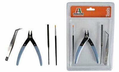 Italeri 50830 - Präzisions Werkzeug - Beginner Set Plastik Modellbau - Neu
