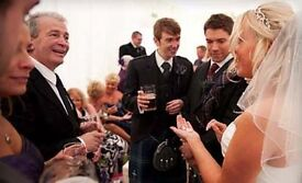 Scotland's Elite Magician for Weddings, Parties and Corporate Events
