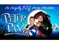 Peter Pan - Christmas in Neverland - SSE Arena Wembley 29th Dec 2017