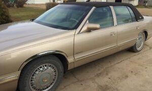 1997 Cadillac DeVille Sedan Moose Jaw Regina Area image 2