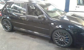 vw golf r32 4 motion,rs,m3,s3,s4,replica