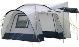 Motorhome / Campervan Awning, 3m x 3m, driveaway style.