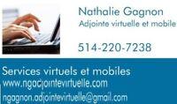 adjointe virtuelle à la pige / temps partiel