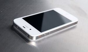 iphone 4s  8 gb white   new like never used factory unlocked.
