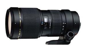 Tamron 70–200 mm f/2.8 pour Nikon