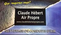CLAUDE HEBERT AIR PROPRE 450 628 6748