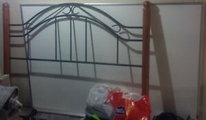 headboard and large white board