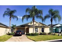 Orlando Florida, Luxury Family owned Villa For holiday Rents, Close to Disney,private lake view pool